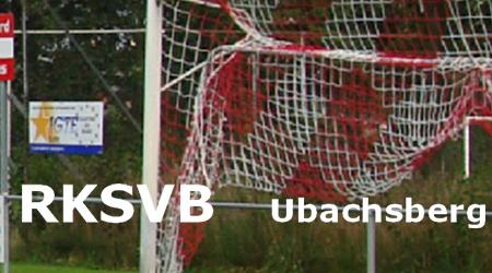 RKSVB voetbalvereniging Ubachsberg