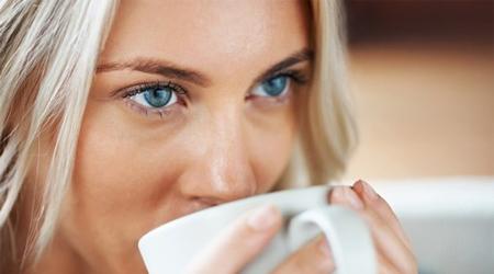 Gratis kop koffie of cappuccino