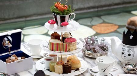 10% korting op onze heerlijke High-Tea