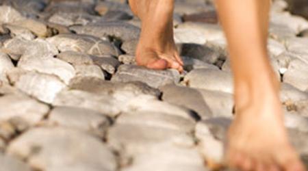 DRESSCODE: Blote voeten!
