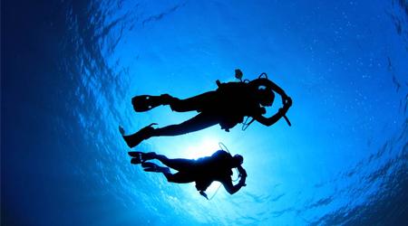 5% korting op avontuurlijke duiklessen