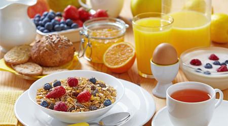 10% korting op workshops en ontbijt