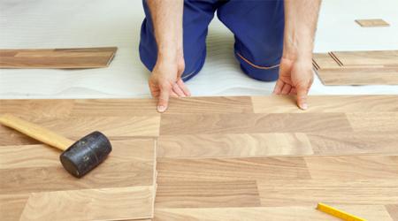 5% korting op het leggen van uw vloer